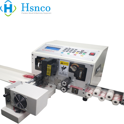 2.5mm² Automatic Wire Cut Stripping &Twisting Machine